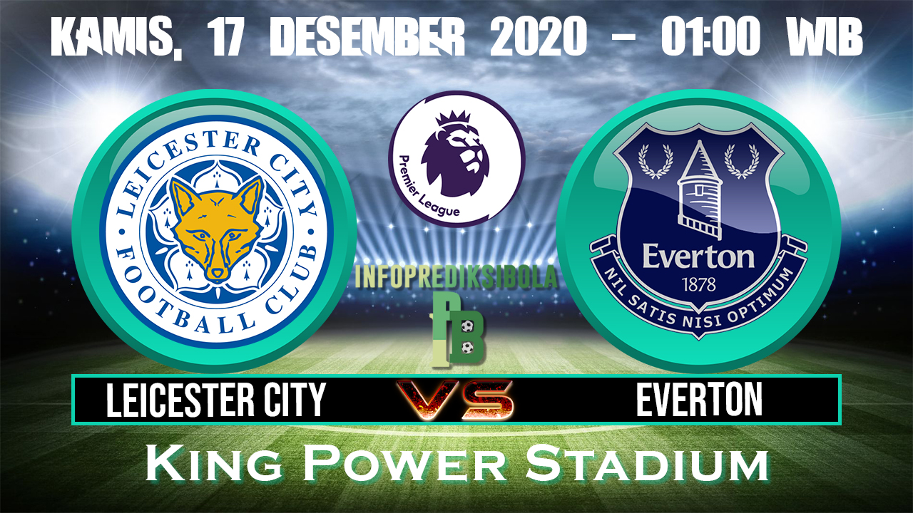 Leicester City vs Everton