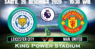 Leicester vs Manchester Utd