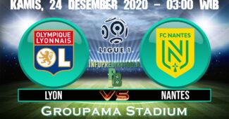 Lyon vs Nantes