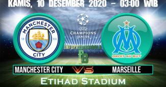 Manchester City vs Marseille