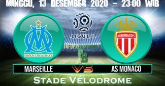 Marseille vs AS Monaco