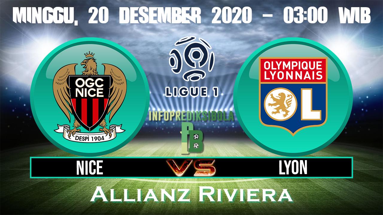 Nice vs Lyon