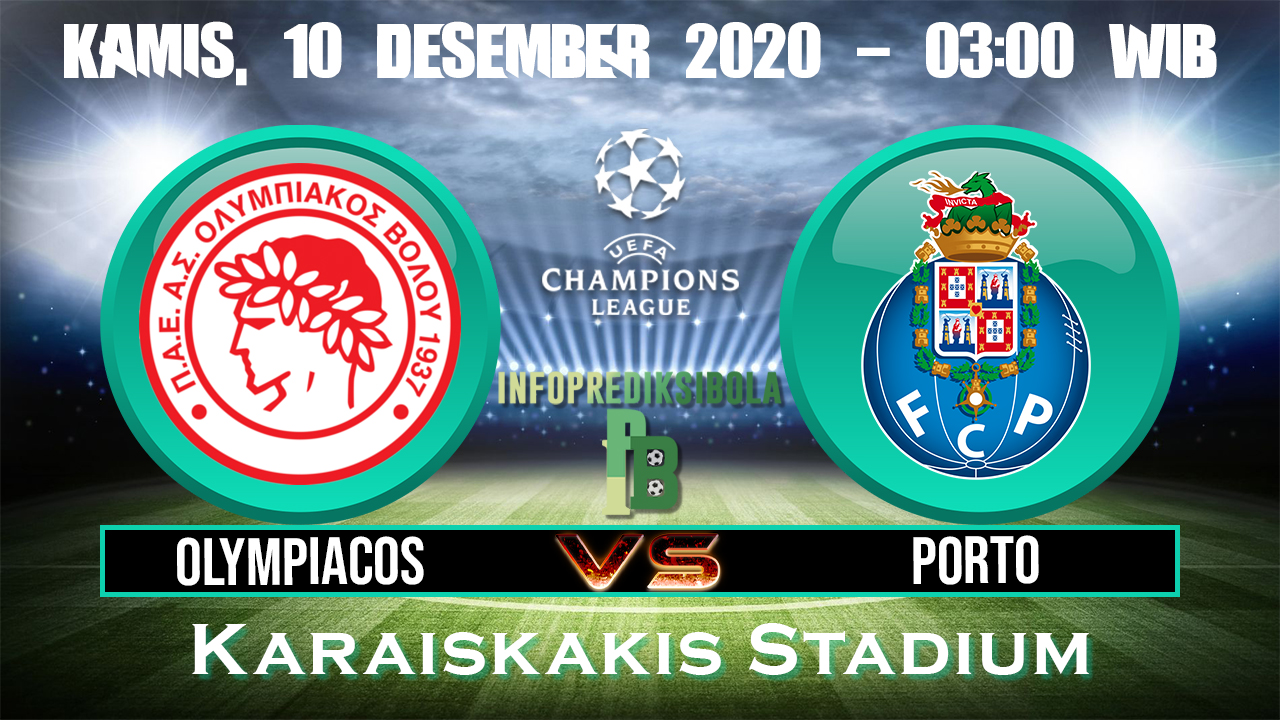 Olympiacos vs Porto