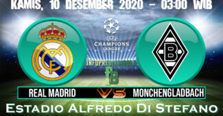 Real Madrid vs Monchengladbach