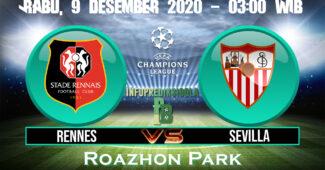 Rennes vs Sevilla