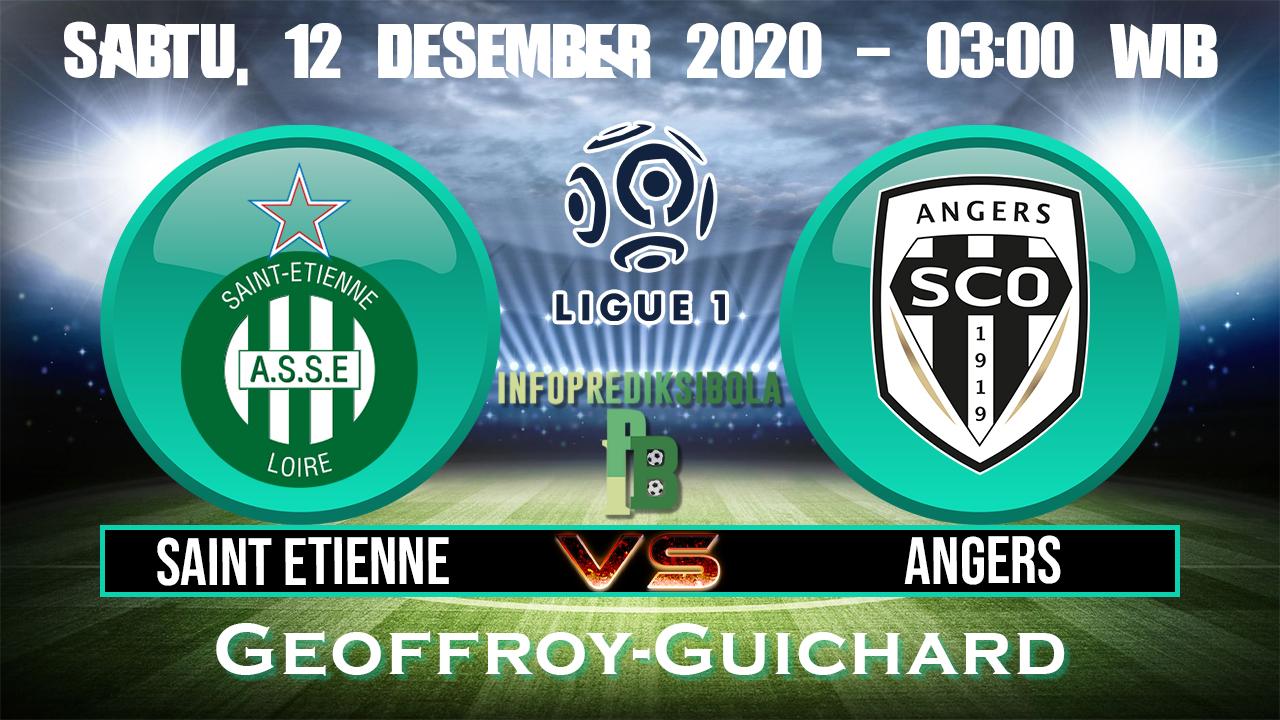 Saint Etienne vs Angers