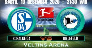 Schalke 04 vs Bielefeld