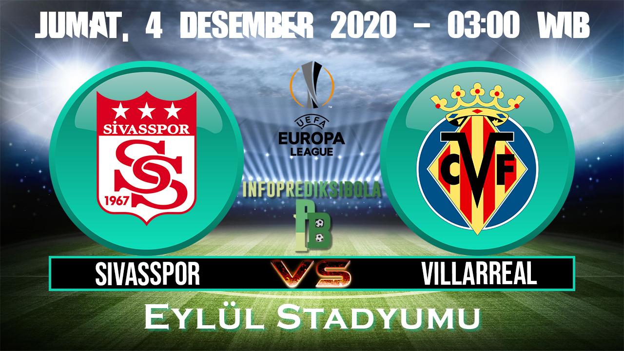 Sivasspor Vs Villarreal
