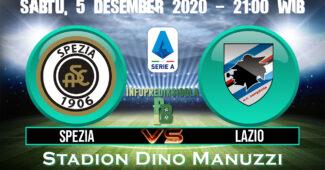 Spezia vs Lazio