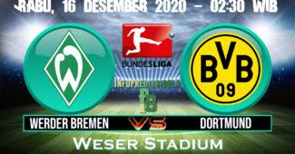 Werder Bremen vs Borussia Dortmund