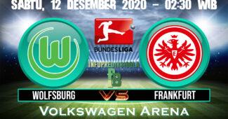 Prediksi Skor Wolfsburg vs Frankfurt
