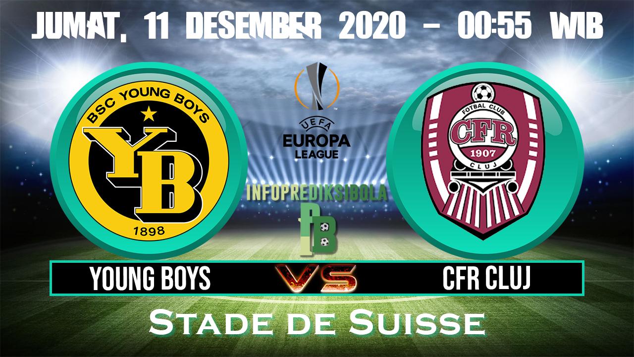 Young Boys vs CFR Cluj