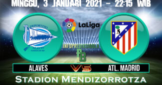 Alaves vs Atl. Madrid