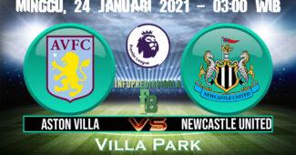 Aston Villa vs Newcastle