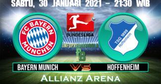 Bayern Munich vs Hoffenheim