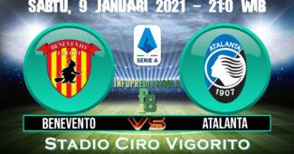 Benevento Vs Atalanta