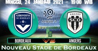 Bordeaux Vs Angers