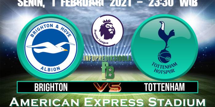 Brighton vs Tottenham Hotspur