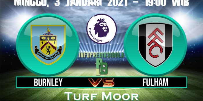Burnley Vs Fulham