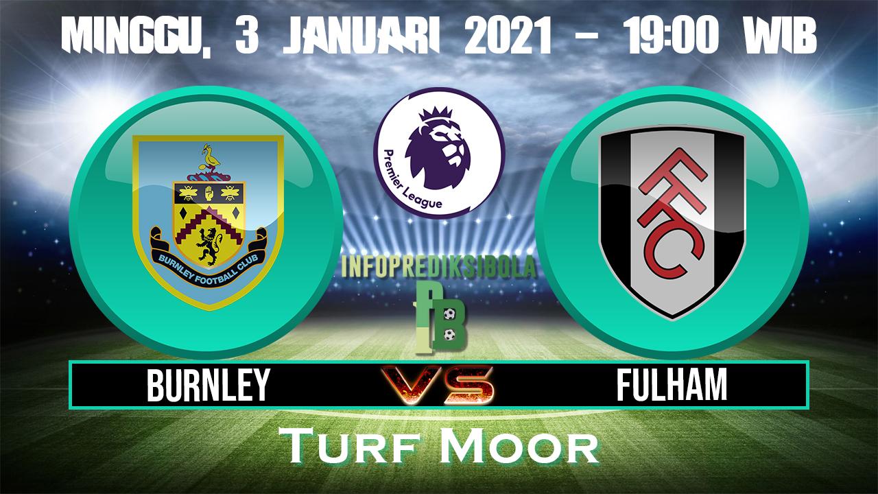 Burnley Vs Fulham