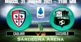 Cagliari vs Sassuolo