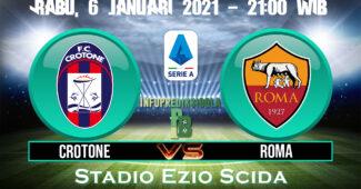 Crotone vs Roma