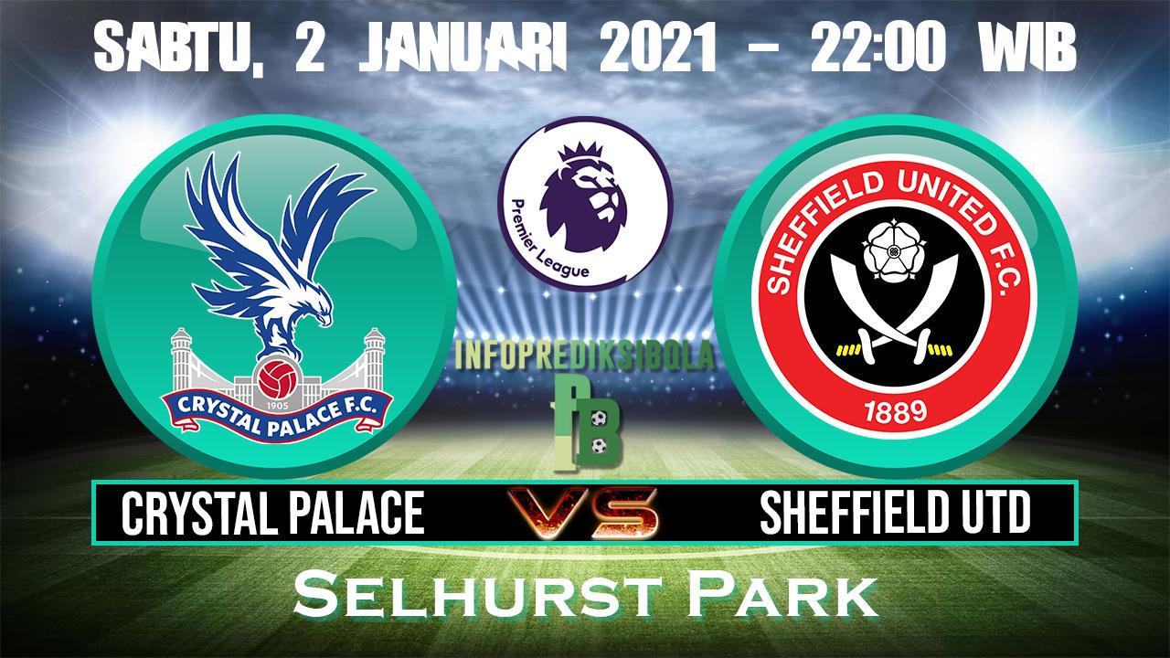 Crystal Palace vs Sheffield Utd