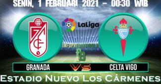 Granada vs Celta Vigo