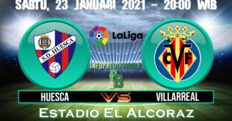 Huesca Vs Villarreal