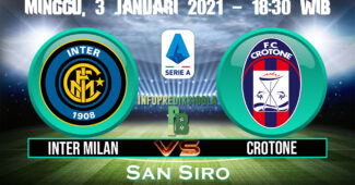 Inter Milan Vs Crotone