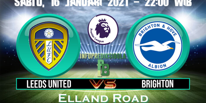 Leeds United vs Brighton Hove Albion