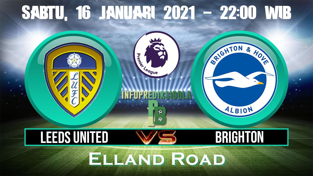 Leeds United vs Brighton Hove Albion