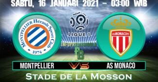 Montpellier vs Monaco
