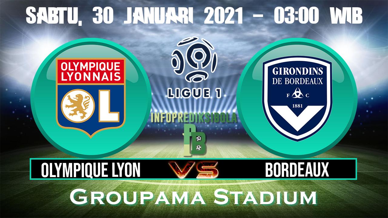 Olympique Lyon Vs Bordeaux
