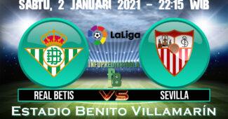 Real Betis vs Sevilla