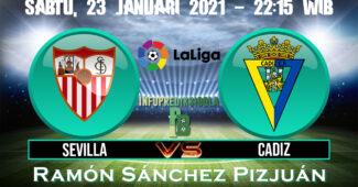 Sevilla Vs Cadiz