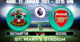 Southampton vs Arsenal