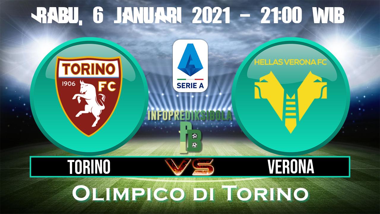 Prediksi Skor Torino vs Hellas Verona