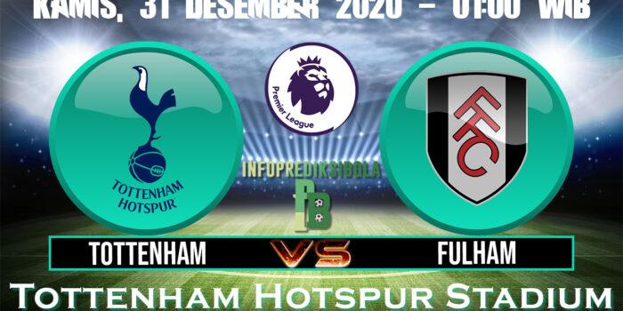 Tottenham Hotspur vs Fulham