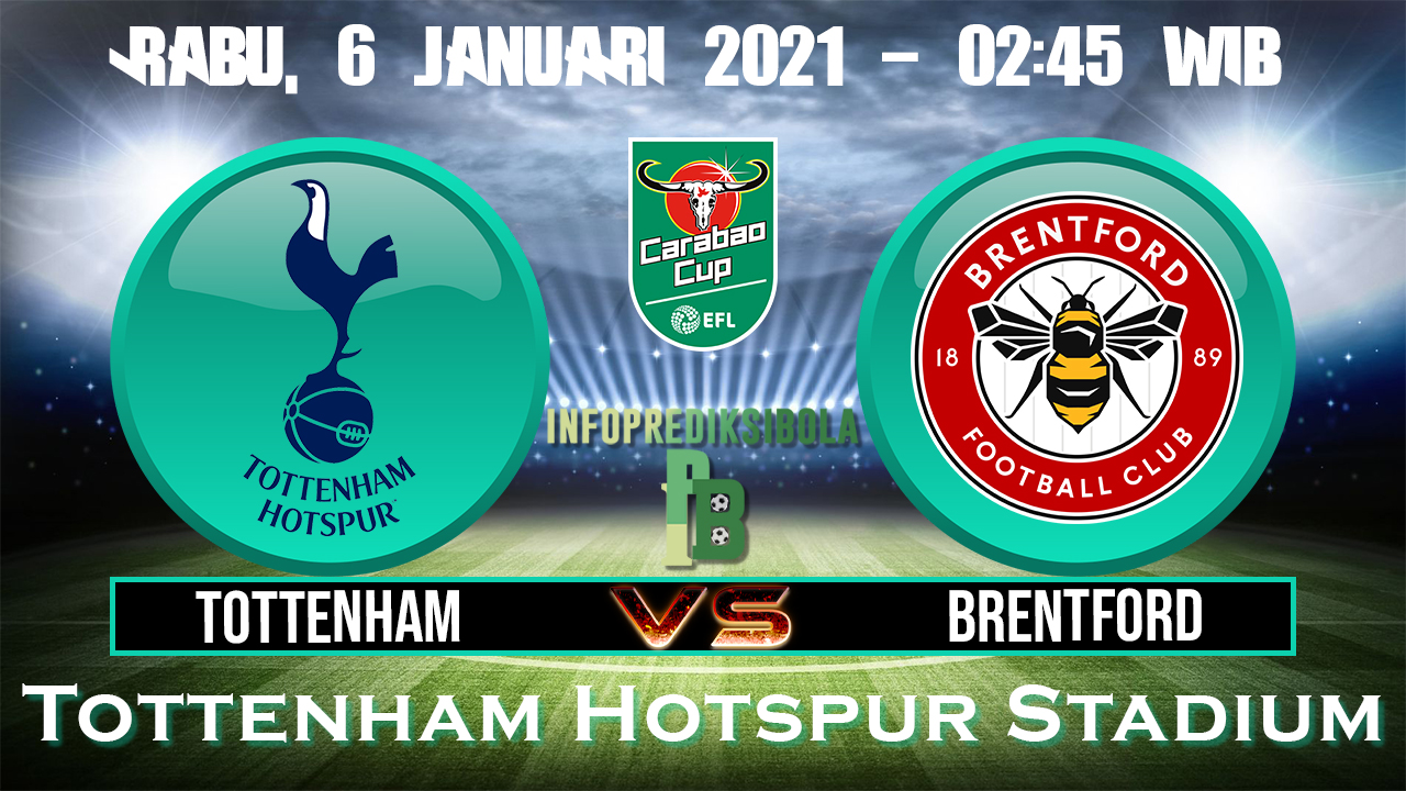 Tottenham vs Brentford