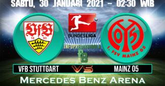 VfB Stuttgart Vs Mainz 05