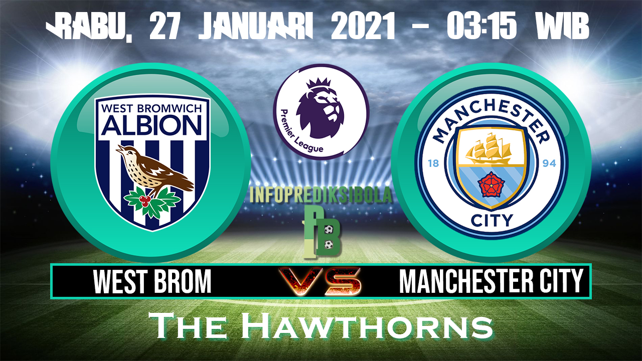 West Brom vs Manchester City