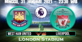 West Ham United vs Liverpool