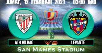 Ath.Bilbao vs Levante