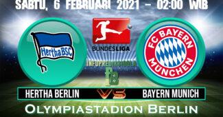 Bayern Munich Vs Hertha Berlin