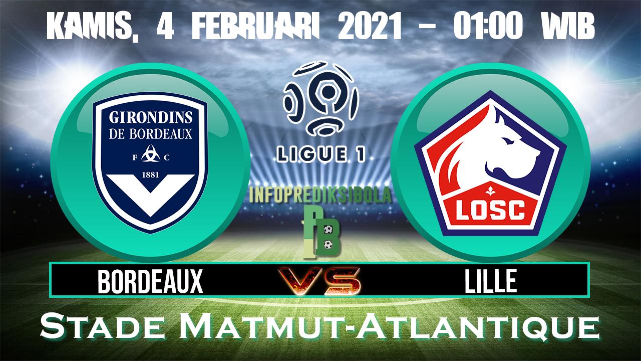 Bordeaux vs Lille