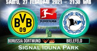 Borussia Dortmund Vs Arminia Bielefeld