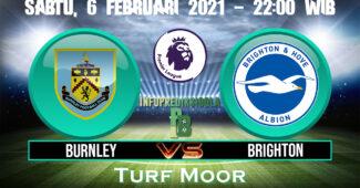 Burnley Vs Brighton Hove Albion