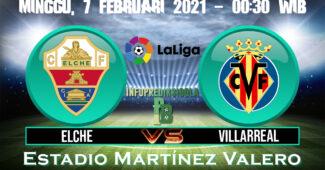 Elche vs Villarreal