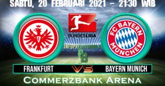 Frankfurt vs Bayern Munich